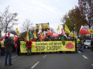 Gorleben Castor November 2012012