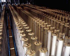 Die ETC, Hersteller von Gas-Zentrifungen für die Urananreicherung, baut massiv Arbeitsplätze ab.