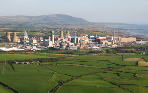 Plutoniumfabriken in Sellafield. Atommüll ohne Ende. Foto Simon Ledingham