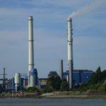 Altes Kohle-Heikraftwerk in Wedel soll ersetzt werden. BürgerInnen fordern mehr Mitbestimmung. Foto: Dirk Seifert