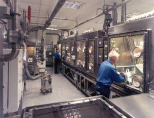 MOX-Fertigung in Sellafield, FOTO PA - Sellafield