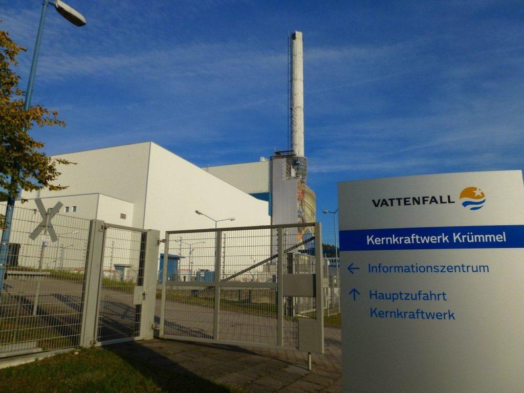 AREVA wird im Auftrag von Vattenfall das AKW Krümmel dekontamieren - so weit das geht. Foto: Dirk Seifert