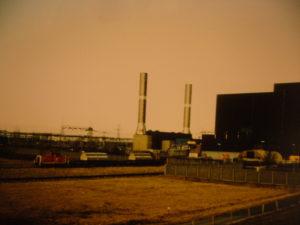 Atommüll auf Geisterfahrt. Hochradioaktive Brennelemente per Castor vom AKW Brunsbüttel auf dem Weg nach Frankreich. Foto: Dirk Seifert