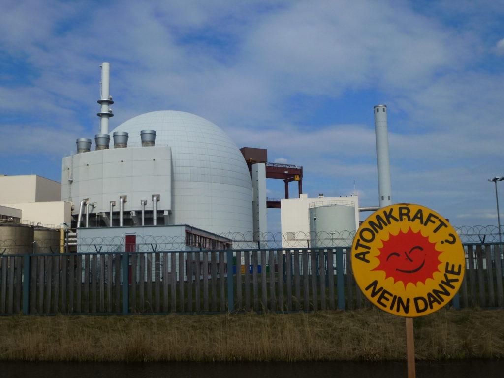 Atommüll: Lagerung nur noch als Notverordnung? Foto: Dirk Seifert