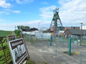 Wird und wird nicht fertig: Atommülllager im Schacht Konrad. Foto: Dirk Seifert
