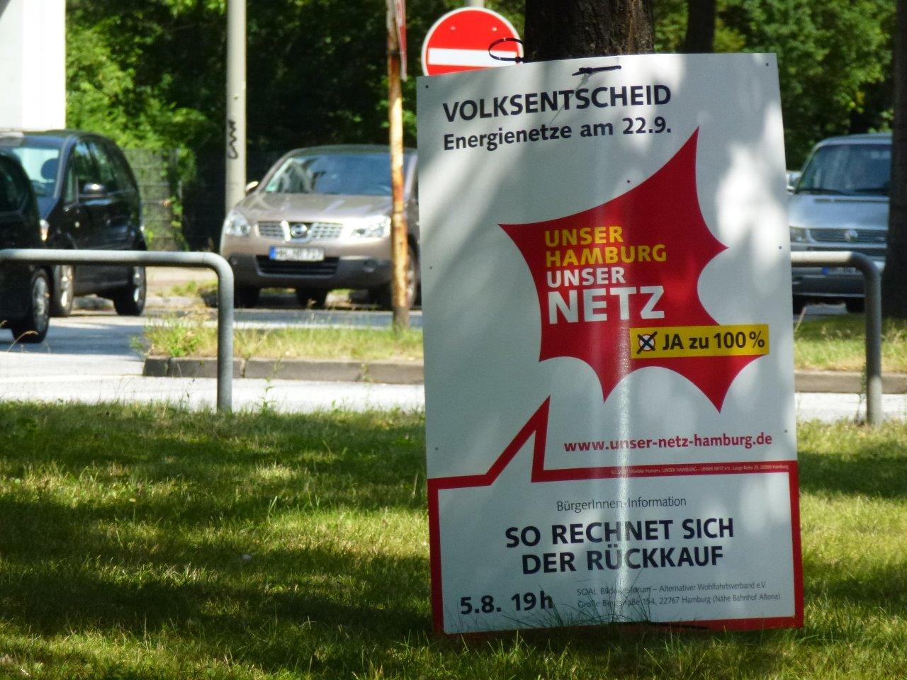 Volksentscheide in Berlin und Hamburg – Die Netze für alle!