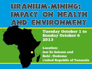 uranium-tansania