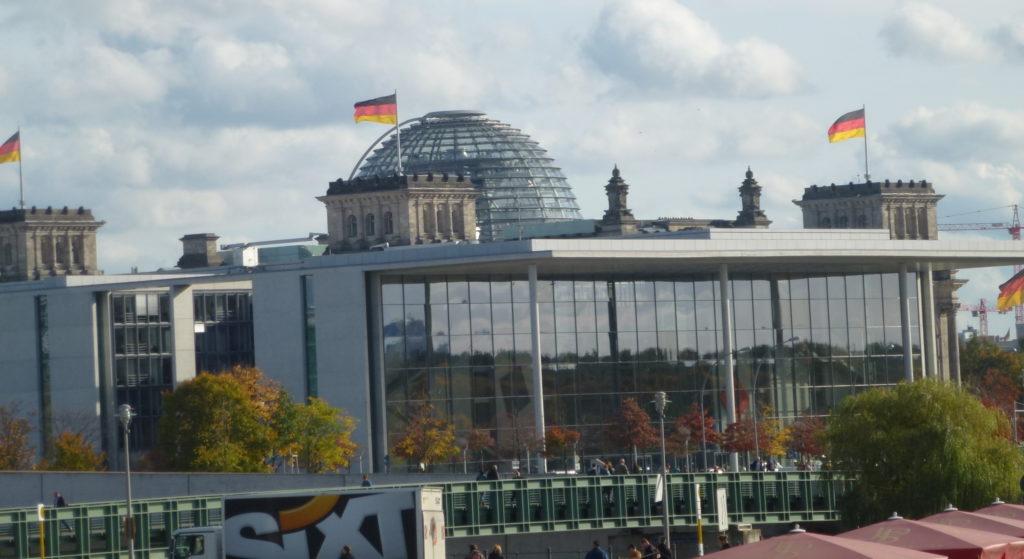 Bundestag-Parlament