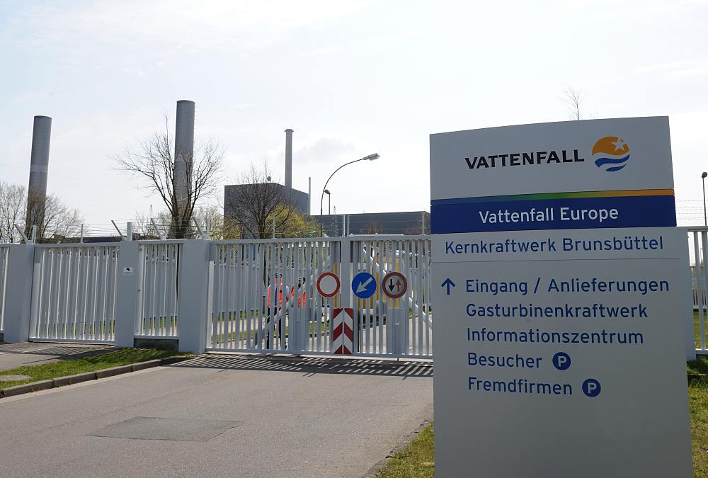 """Grüne Atomenergie in Schleswig-Holstein und der Abriss-Müll: """"Strahlung ist natürlich"""""""