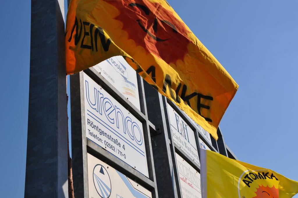 Neues Atomabkommen EU – GB: Atomwaffenfähiges Uran durch teilweise deutsches Uran-Unternehmen?