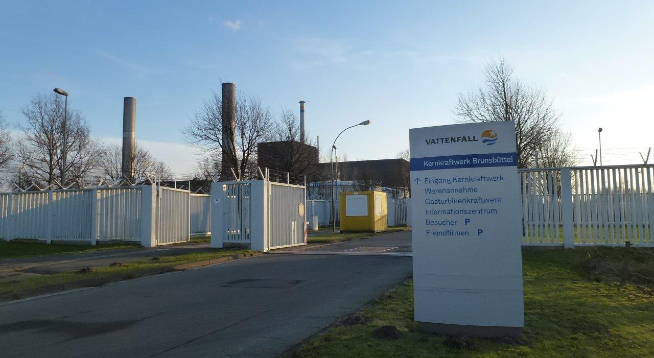 AKW Brunsbüttel und die gehobene wasserrechtliche Erlaubnis zur Einleitung von erwärmtem Kühl- und Abwasser in die Elbe