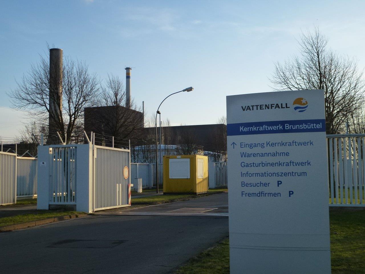 Castor-Zwischenlager Brunsbüttel: Bekanntmachung mit Becquerel-Fehler