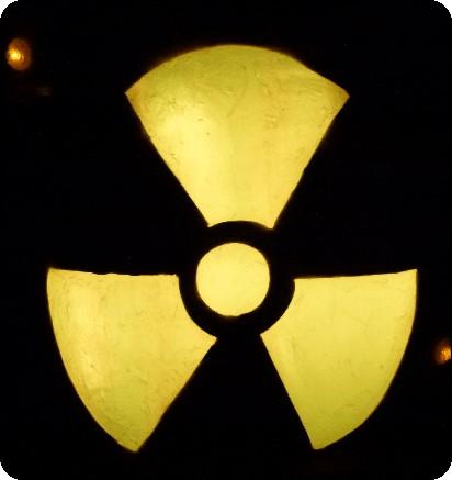fliegen radioaktive strahlung
