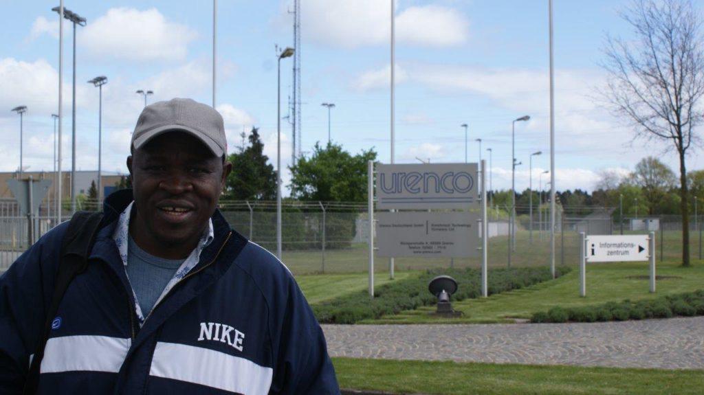 Anthony Lyamunda, Tansania, von der Organisation CESOPE