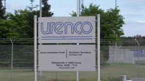 Urananreicherung findet in Deutschland bei der URENCO statt: Technisch ist die Herstellung von atomwaffenfähigem hochangereichertem Uran möglich. Foto: Dirk Seifert