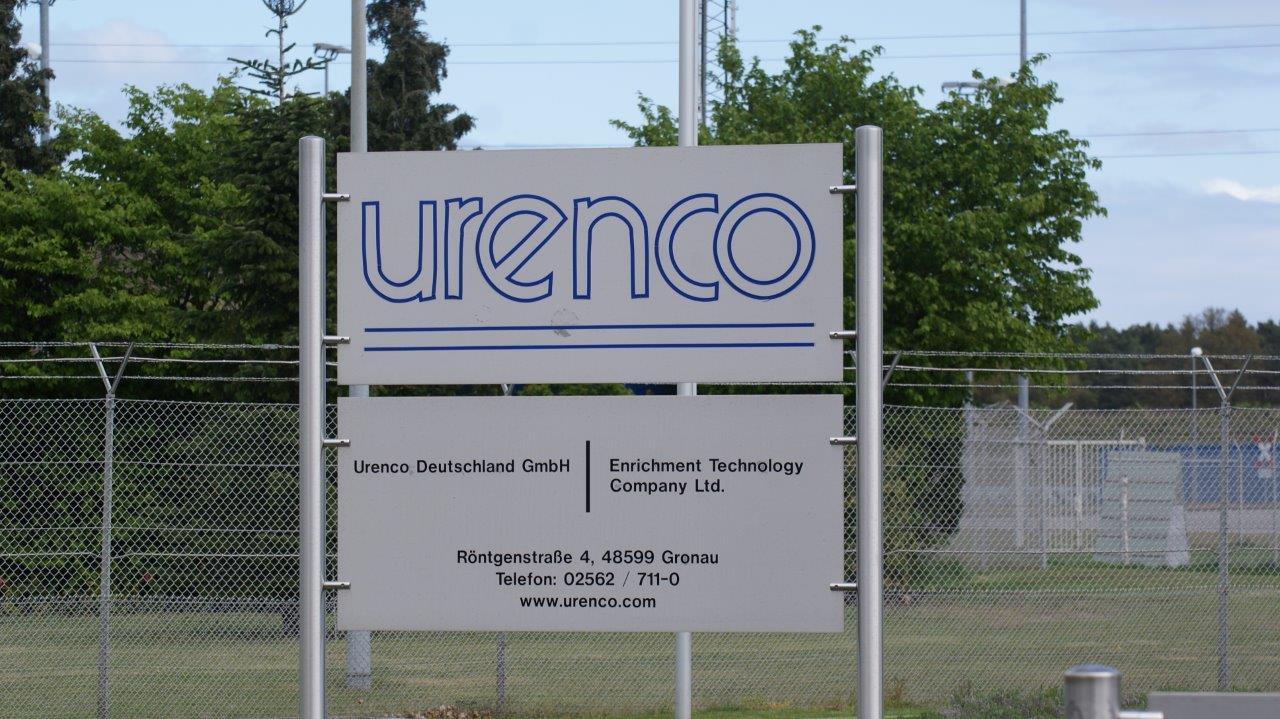 Aufrüstung ziviler Atomenergie: Teilweise deutscher Brennstoffkonzern erhöht Urananreicherung