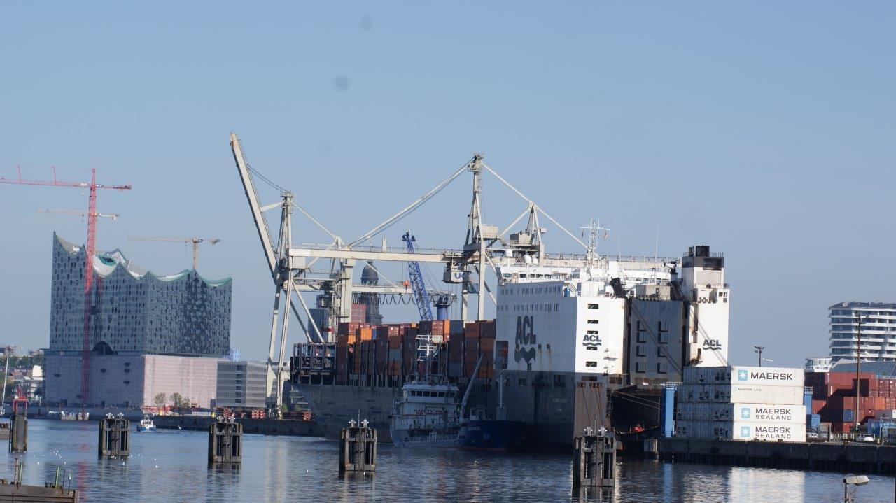 Atomtransporte über Hamburg: Uran für Tihange, Doel oder Fessenheim?