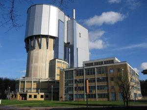 Hier im AVR in Jülich ist der Atommüll erzeugt worden, dessen Lagerung heute nicht gesichert ist. Foto: Betreiber