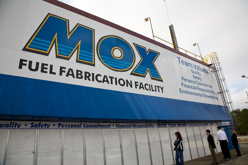 "Nix MOX – Altes Waffen-Plutonium der USA soll in ""Endlager"""