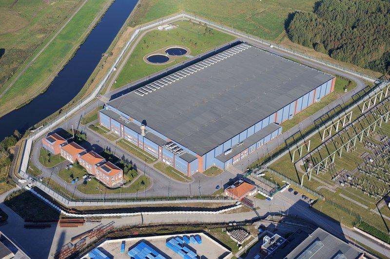 Terrorschutz: Neubau eines Atommüll-Zwischenlagers in Lubmin