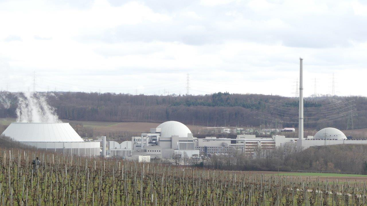 AKW Neckarwestheim II sicher stilllegen – Einwendungen gegen Blanko-Scheck
