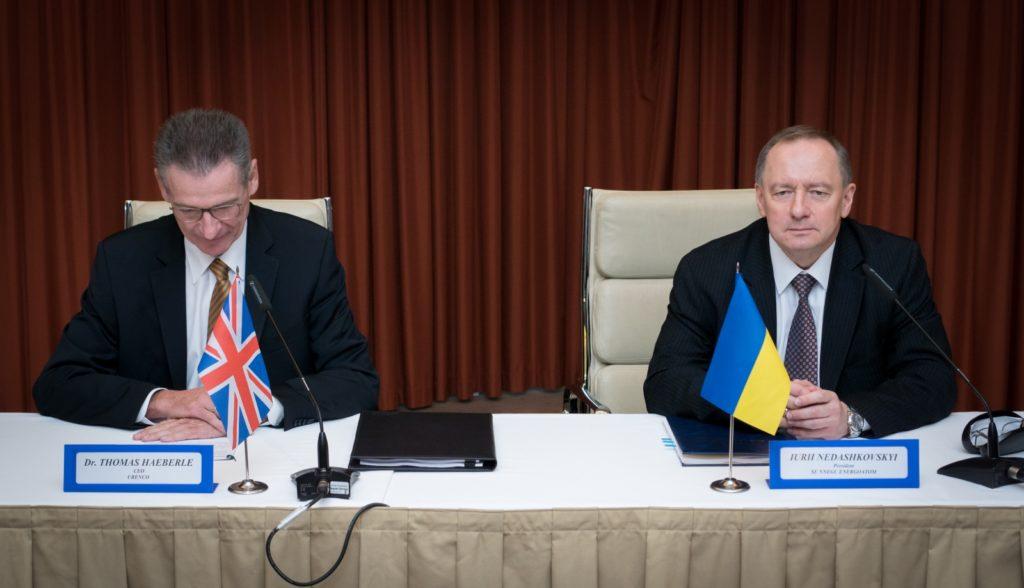 URENCO-Ukraine-Vertrag