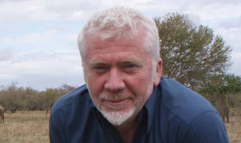 Dave Sweeney, Australischer Anti Atom Aktivist auf Infotour durch Deutschland