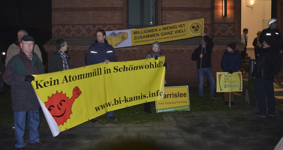 Abfälle beim AKW-Rückbau: Habeck hält Bürgerdialog derzeit nicht für sinnvoll