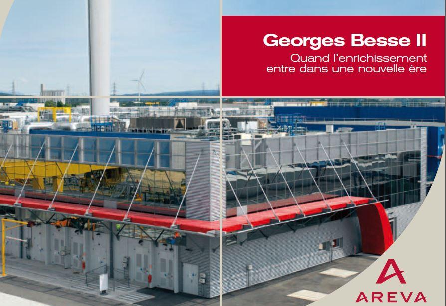 Urananreicherung: Neue Fabrik in Frankreich auf voller Kapazität