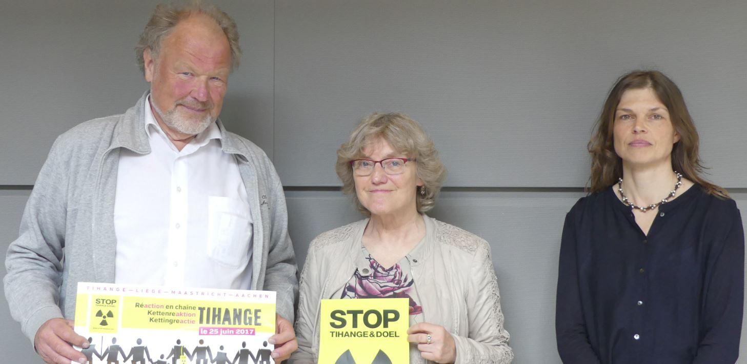IPPNW: Uran-Brennstoff-Lieferungen von Gronau und Lingen nach Tihange können gestoppt werden