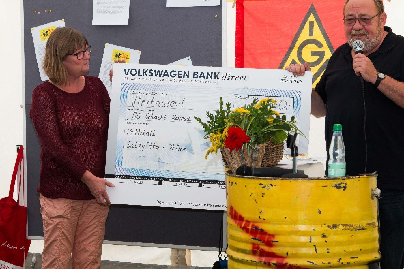 """30 Jahre AG Schacht Konrad: """"Das letzte Arbeiter und Bauern-Bündnis der Republik"""""""