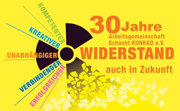 AG Schacht Konrad – Die etwas andere Bürgerinitiative feiert 30 Jahre Atom-Widerstand