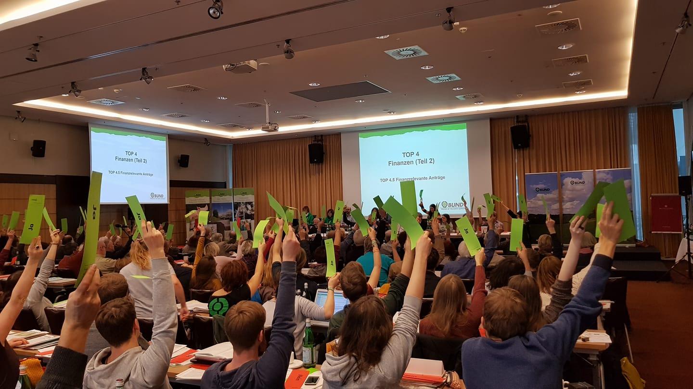 BUND Delegierten-Versammlung zu Atomausstieg und zukünftiger strategischer Rolle in der Atommüll-Politik