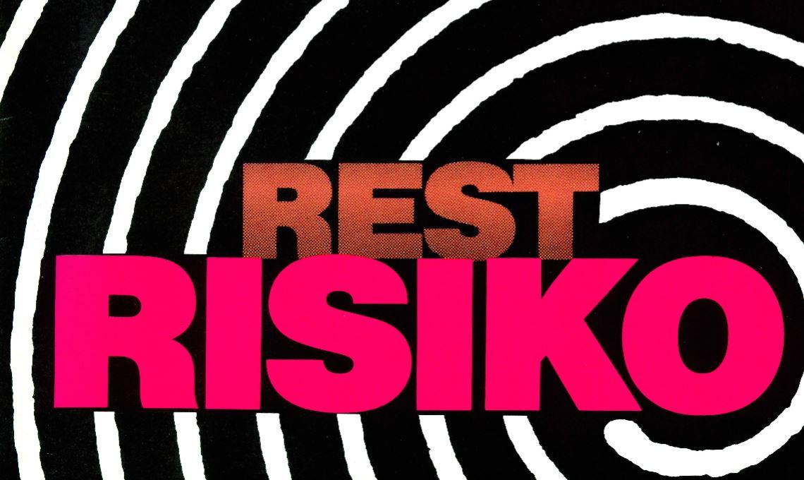 Restrisiko – Broschüren über die Gefahren der Plutoniumfabriken in Frankreich und England