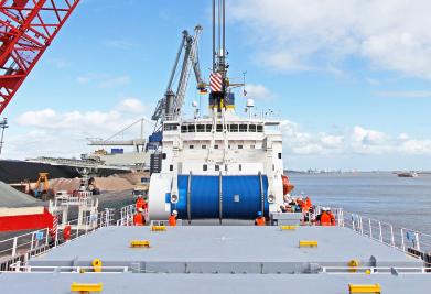Abgefahren: Hochradioaktiver Atommüll auf der Nordsee – Kurs Nordenham