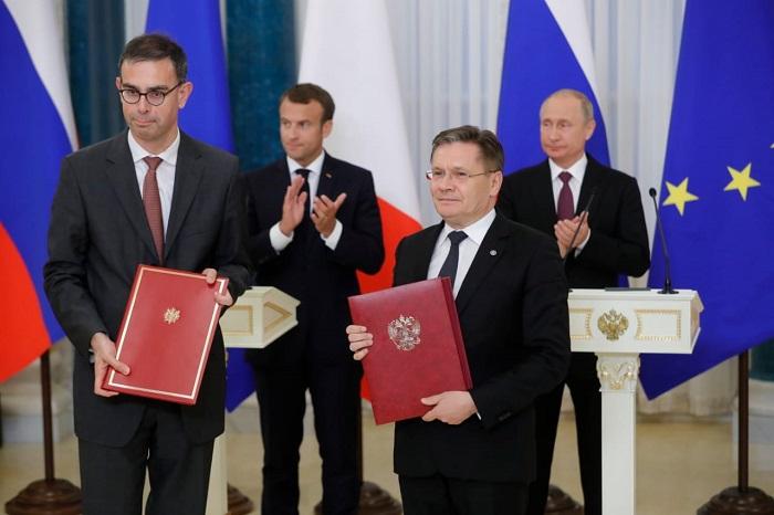 Russisch-französische Atomkooperation – Deutschland ist dabei/eingeladen