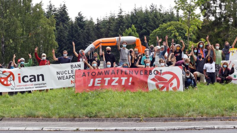 Anti-Atom: Gegen Waffen, Reaktoren und Strahlenmüll